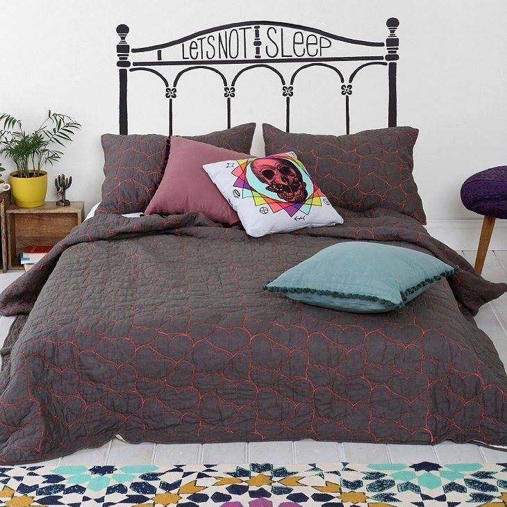 D co chambre urban outfitters maison pinterest for Chambre urban outfitters