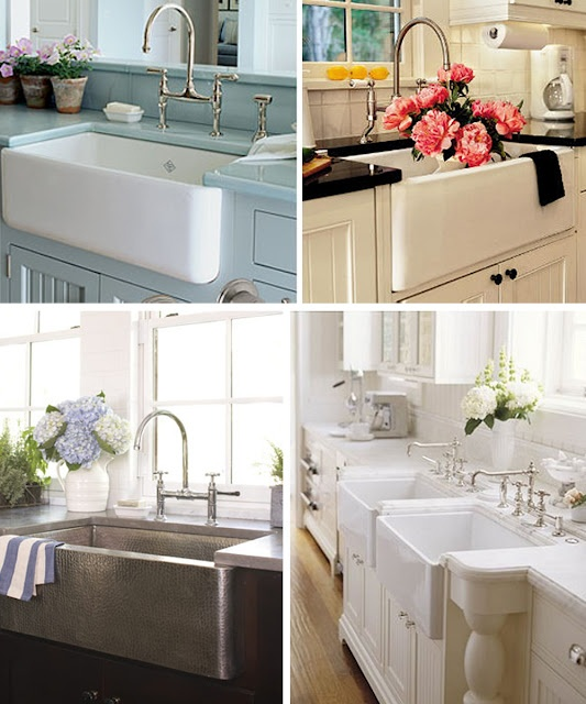 Country Kitchen Sink : country kitchen sinks Kitchen Pinterest