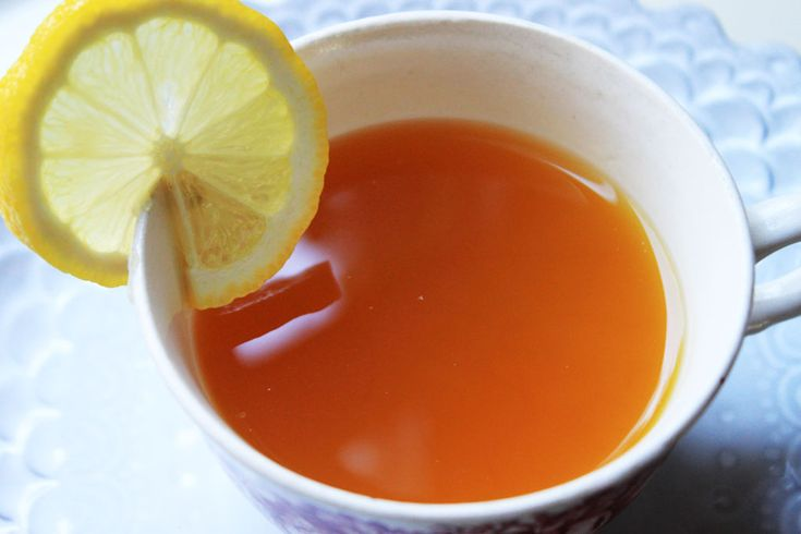 Turmeric Ginger Tea - Feel-good Food by Blaine Arin