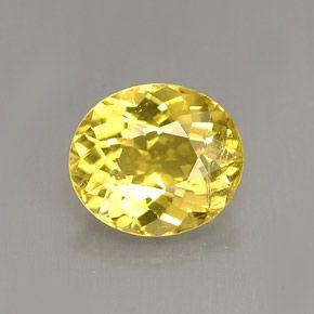 yellow tourmaline yellow