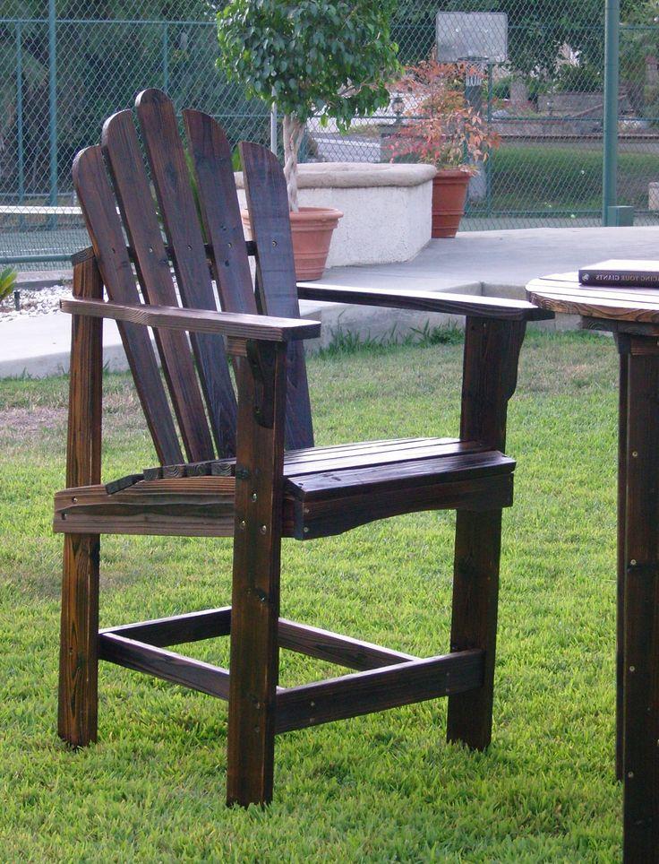 Counter Height Adirondack Chairs : ... Company Inc. Westport Counter Height Adirondack Chair Wayfair 145.00