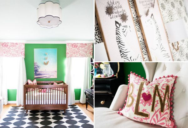 CANNOT tell you how obsessed I am with this!!!!!!!!!! Lay Baby Lay: Brigette McLendon's Nursery!