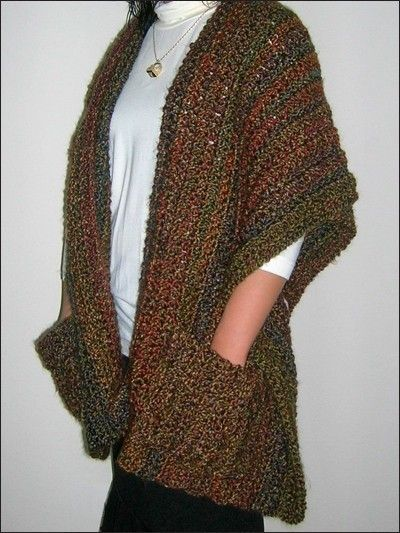 Pin by Organic Gardens Network on Crochet ~ Shawls ...