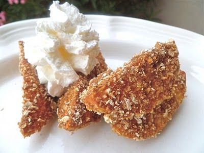 Baked Apple Wedges | Favorite Recipes | Pinterest