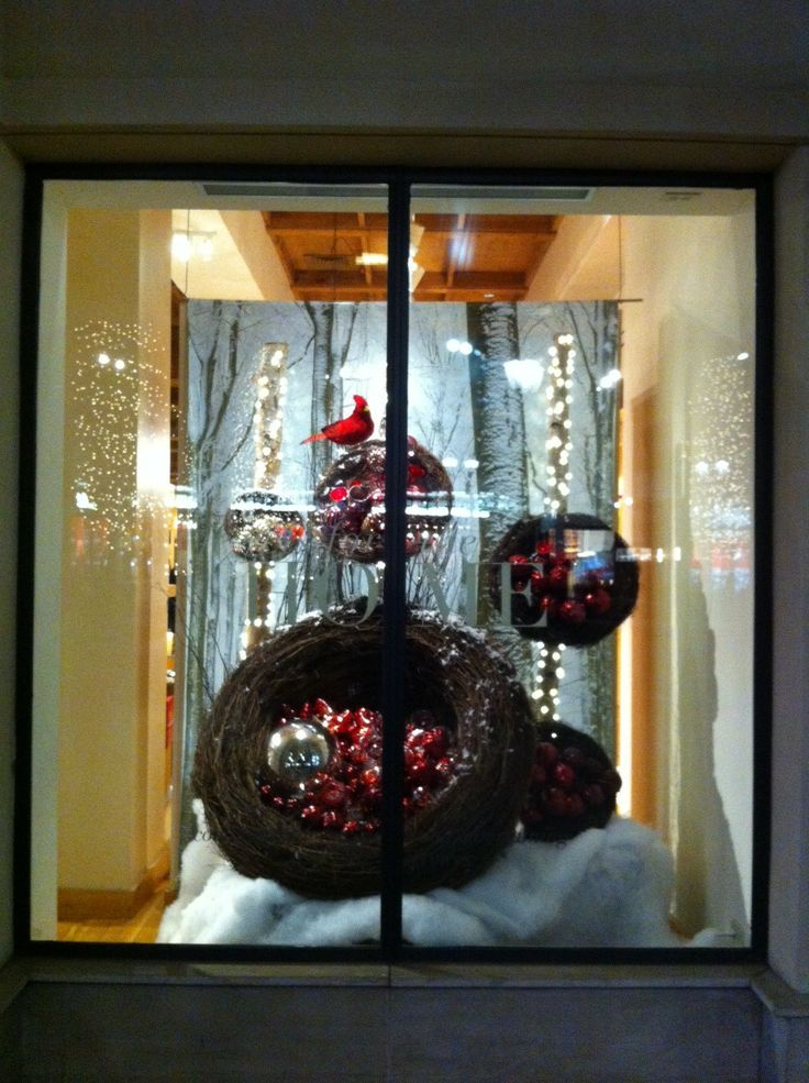 Pin By Shari Thomas On Christmas Window Display Ideas For
