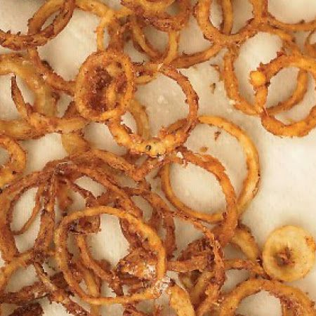 Buttermilk Onion Rings | Side Dishes | Pinterest