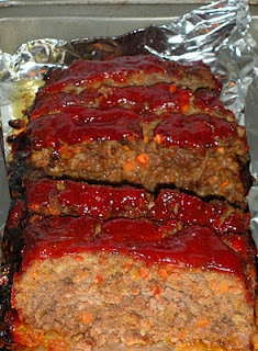 Meatloaf For The Onion Haters - This is for my sister ANN