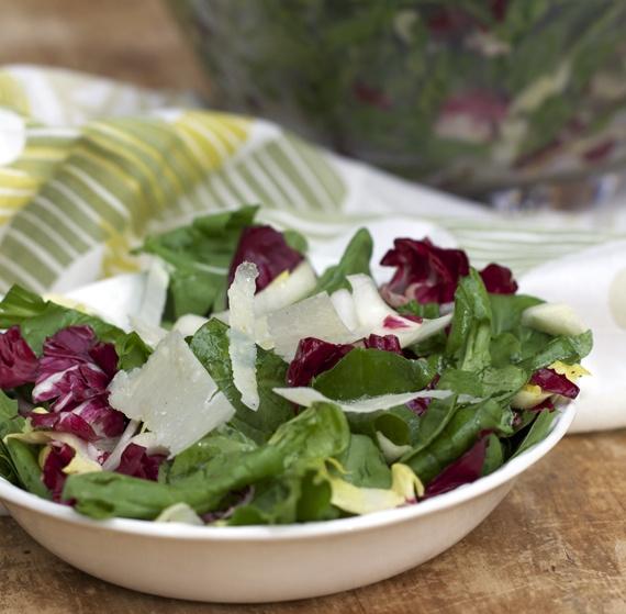 Italian Tricolore Salad | Salads | Pinterest