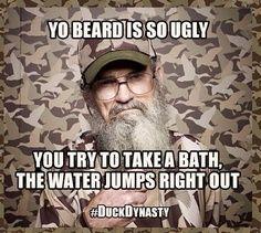 Duck Dynasty Beards