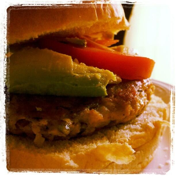 Wild Rice Burger | Everyday Food | Pinterest