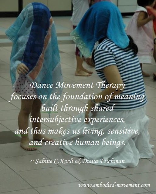dance therapy Dance therapy: dance therapy is a form of expressive therapy that can be used for all people and all situationsit's a relatively new field and a great way to combine dance and psychology to connect the body with the mind -jen here is a great definition by ishwarke.