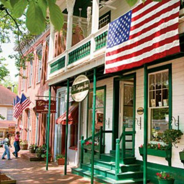 Small Town America Small Town Usa Pinterest