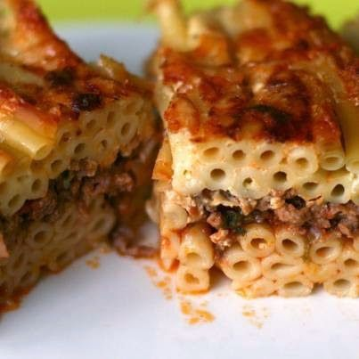 Greek Pastitsio (Greek Lasagna) | Main Dish Recipes: | Pinterest