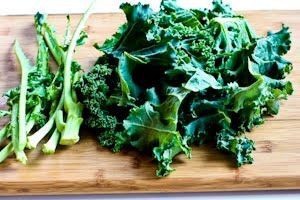 ... Kitchen®: Recipe for Roasted Kale Chips with Sea Salt and Vinegar