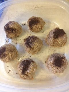 vanilla cashew butter balls | Gluten Free Fridays (recipes) | Pintere ...