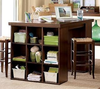 pottery barn craft table for hope pinterest. Black Bedroom Furniture Sets. Home Design Ideas