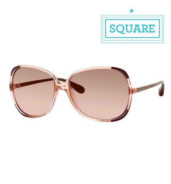Sunglasses Shape For Square Face : Sunglasses for every face shape Accesoriossssss ...