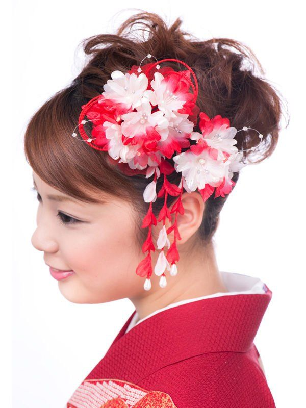 japanese+hair+accessories | Japan Hair Style 1617 In Box - Buy Kimono