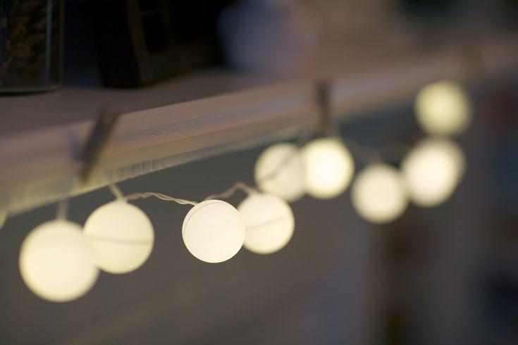 Ping pong ball holiday lights christmas pinterest - Ping pong christmas lights ...
