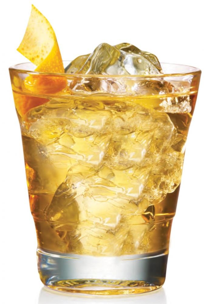 Vanilla Iced Tea 1 oz Wiser's Spiced Canadian Whisky 4 oz chilled ...