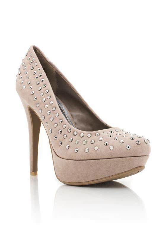 rhinestone studded heels gojane