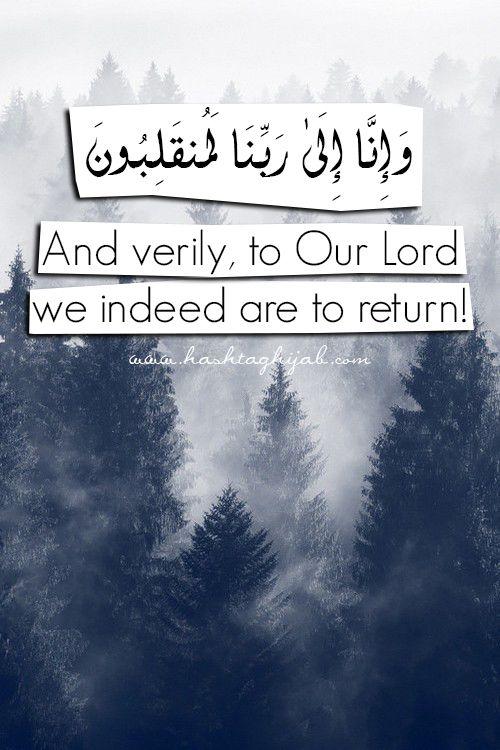 Islamic Daily: Return