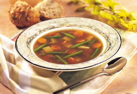 Simply Delicious Vegetable Soup | Recipe