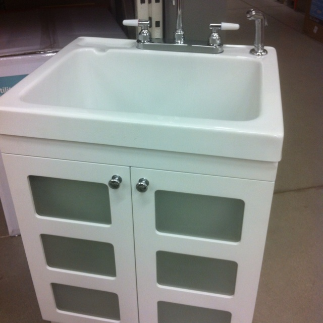 Home Depot Laundry Tub : Laundry tub - Home Depot... I want one! Home Decorating ideas ...