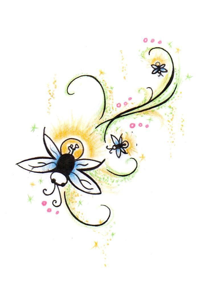 Pin Firefly Insect Cartoon on Pinterest