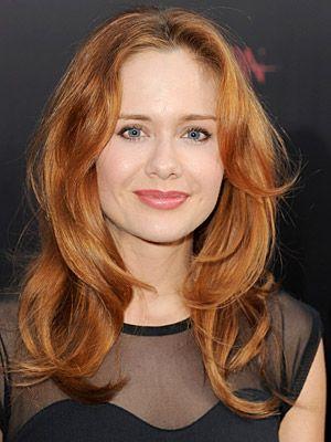 Haley Strode. Hair color.