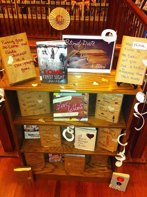 hackoutreach blind date with book displays