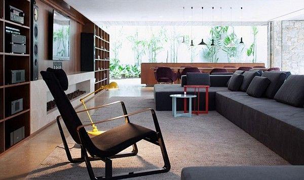 nội thất được thiết kế tinh tế