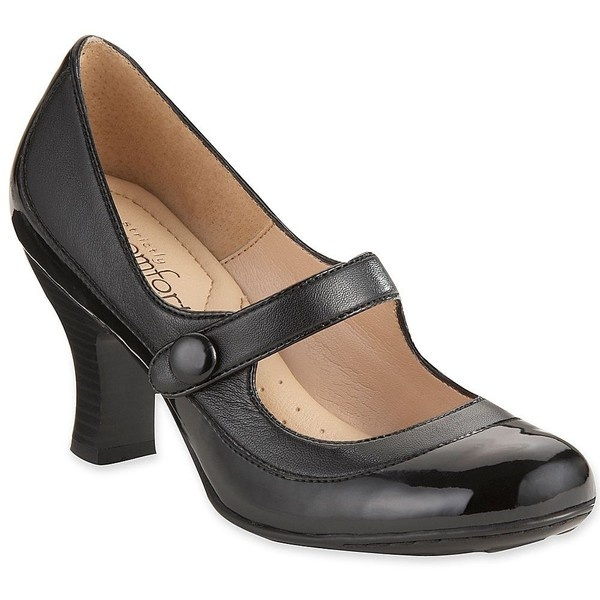 Strictly Comfort Myra Mary Jane Pump Favorite, comfiest work shoes