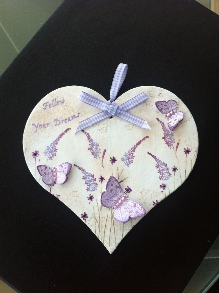 Decorated wooden heart craft ideas pinterest for Wooden hearts for crafts