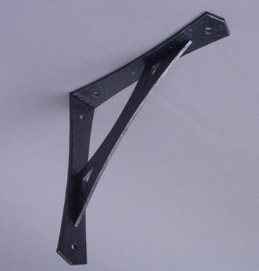 iron shelf bracket kitchen inspiration pinterest. Black Bedroom Furniture Sets. Home Design Ideas