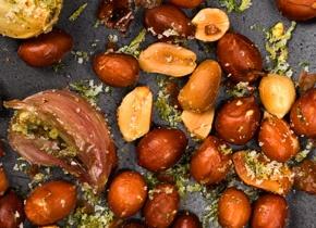 Chile-Lime Peanuts | Beautiful food | Pinterest
