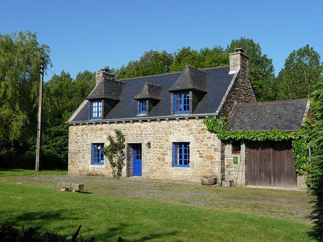 Maison typique bretagne houses pinterest - Maison vendeenne typique ...