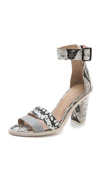 Shop now: Elke Printed Sandals