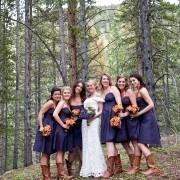 Purple mountain wedding. agerbs