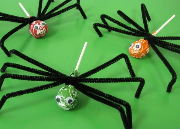 Eight-Legged Lollipops | Kiwi Crate