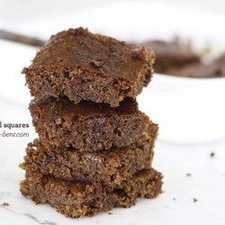 Gingerbread Squares | Food: Sweet Temptation | Pinterest