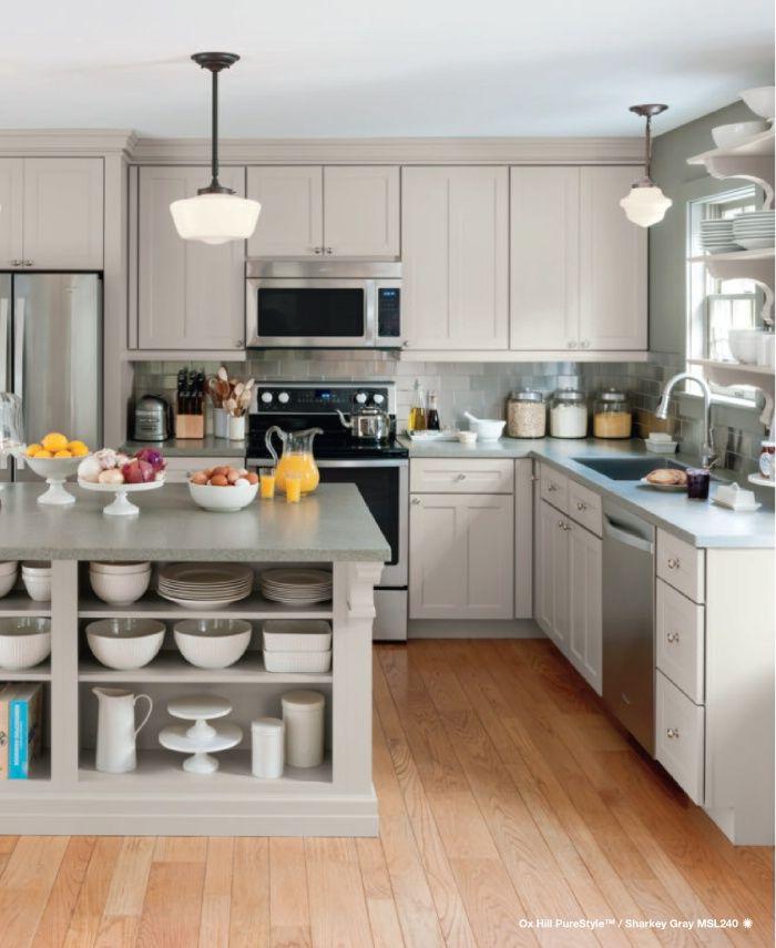 Martha Stewart Cabinets Kitchens Pinterest