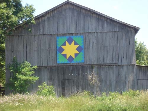 Quilt Patterns On Barns In Ky : Quilt Barn - Rowan Co., KY Barns - Quilt Pinterest