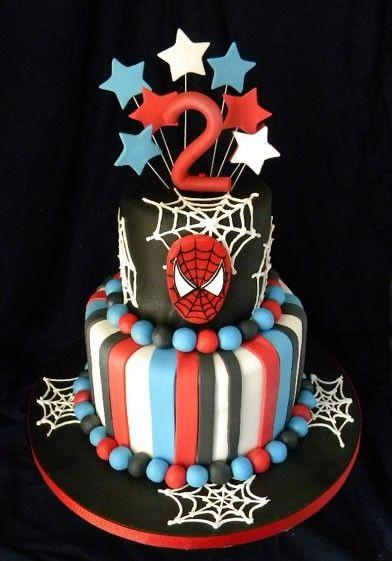 Google Images Spiderman Cake : spiderman cake - Google Search tortas de ninos Pinterest