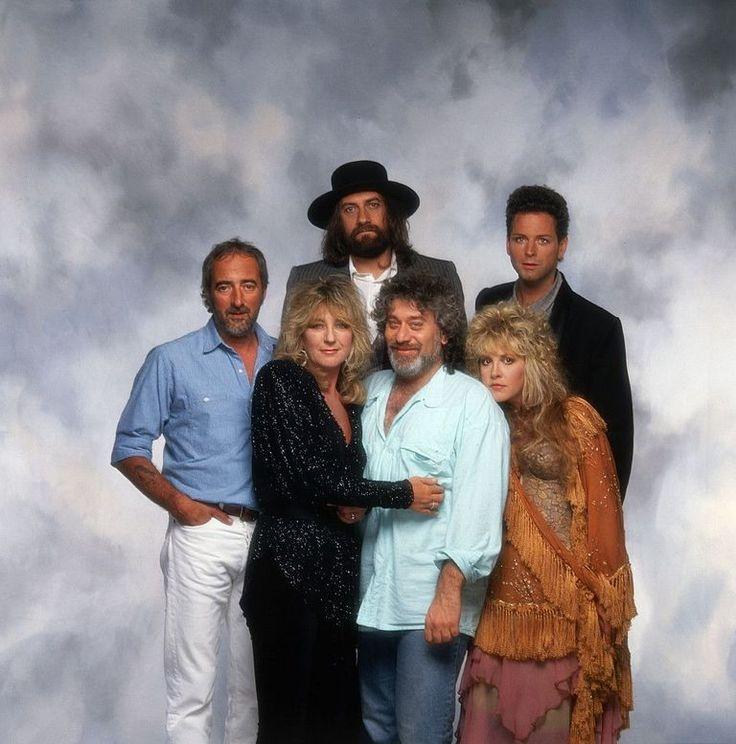 Fleetwood Mac Tango In The Night Era