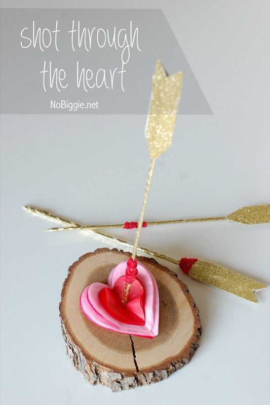 cupid's arrow craft giftable for archers we love