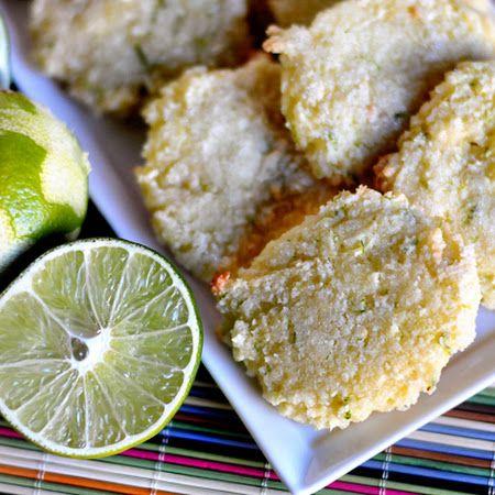 Gluten-Free Coconut Lime Cookies | Gluten free | Pinterest