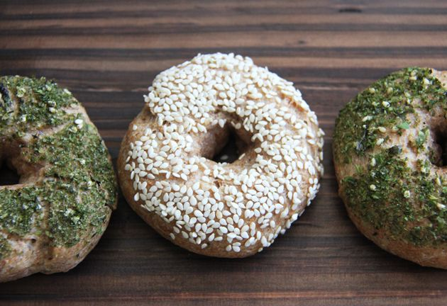 Homemade bagels | food experiments | salt. | Pinterest