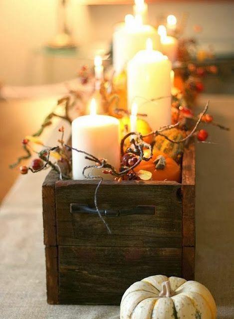 5 Thanksgiving Table Decor Ideas Fall Holidays Pinterest
