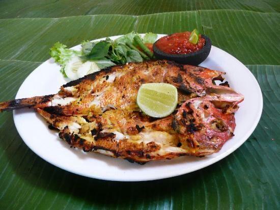 Ikan bakar. | Food & Drink that I love | Pinterest